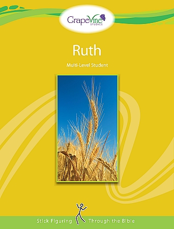 Ruth Bible study by Grapevine Studies